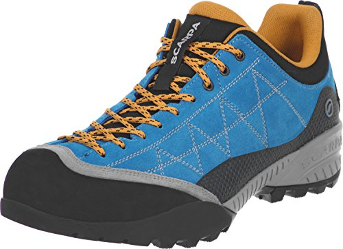 Scarpa Schuhe Zen Pro Men Größe 44 Azure/orange