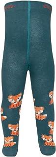 Ewers Baby- und Kinderstrumpfhose für Jungen Fuchs mit Bouclégarn, MADE IN EUROPE, Strumpfhose Baumwolle