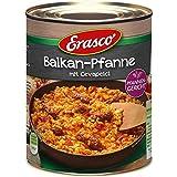Erasco Pfannengericht: Balkan-Pfanne mit Cevapcici, 2er Pack (2 x 800 g) -
