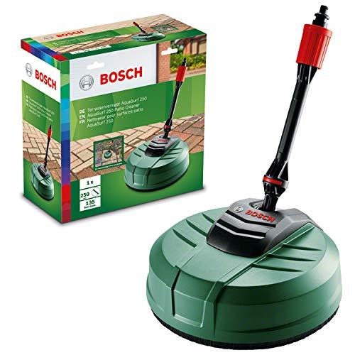 Bosch Terrasenreiniger Aufsatz Aquasurf 250 (Zubehör für Bosch Hochdruckreiniger)