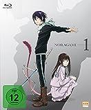 Noragami - Episode 01-06 (Digipack im transparenten Kunststoff Zier-Schuber als Limited Edition mit 5 YEN Münze) [Blu-ray] [Francia]