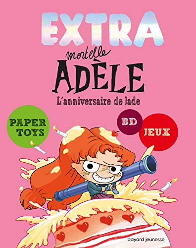 Extra Mortelle Adèle Tome 2