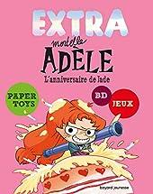 Extra Mortelle Adèle Tome 2 - L'anniversaire De Jade de M. TAN