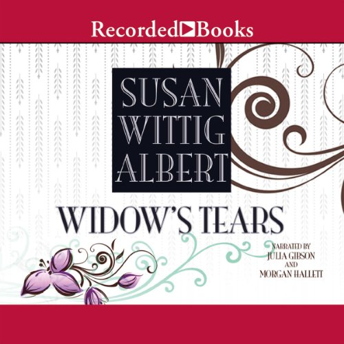 Widow's Tears audiobook cover art