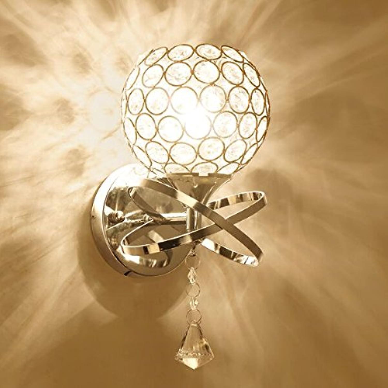 Wlxsx Amerikanische Schlafzimmerbettwandlampe Wohnzimmerhintergrundwand Europische Korridortreppenhauslampe Retro- Korridoreisen-Kunstwandlampe X