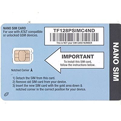 Straight Talk Sim Card and Activation Instructions
