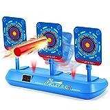 Dreamingbox Spielzeug Junge 5-14 Jahre, Nerf Zielscheibe Geschenke für Jungen 7-11 Jahre Kinder...