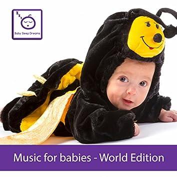 Music Babies - World Edition