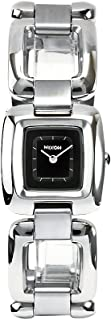 Nixon Women's A285000 Sisi Black Dial Watch
