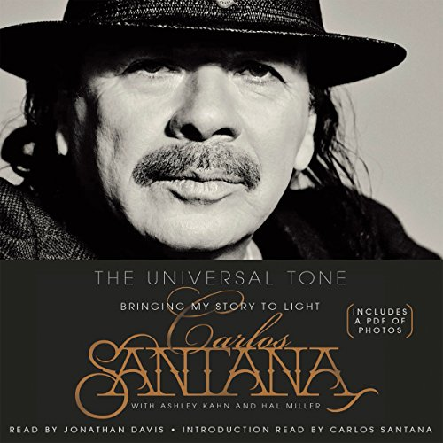 The Universal Tone audiobook cover art