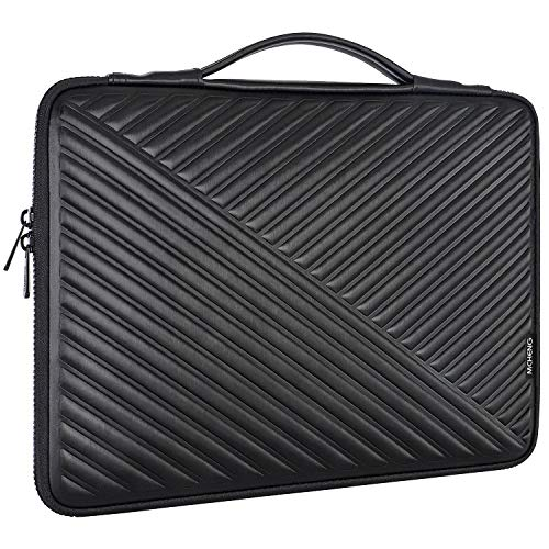 MCHENG 13 inch Laptop Sleeve, Soft Cover Computer Bag Compatible for Chromebook