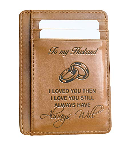 Wife To Husband Gift - Best Anniversary Gifts- Valentine gifts For Him...