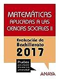 Matemáticas aplicadas a las Ciencias Sociales II. (Prepara la Evaluación de Bachillerato)