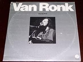 Dave Van Ronk - Folksinger / Inside Dave Van Ronk (2 original LPs packaged as a double album)