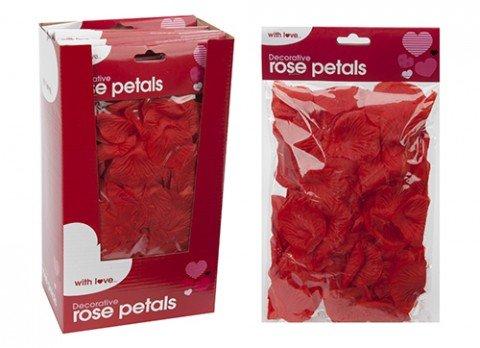 PMS dekorativa rosenblad av PBHC, 12 stycken