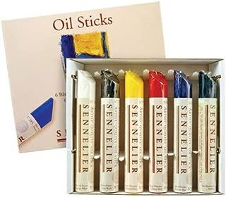 Sennelier Aritst Oil Sticks Set Of 6