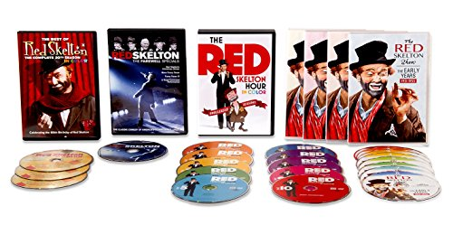 The Red Skelton Hour In Color: Deluxe Edition (22DVD)