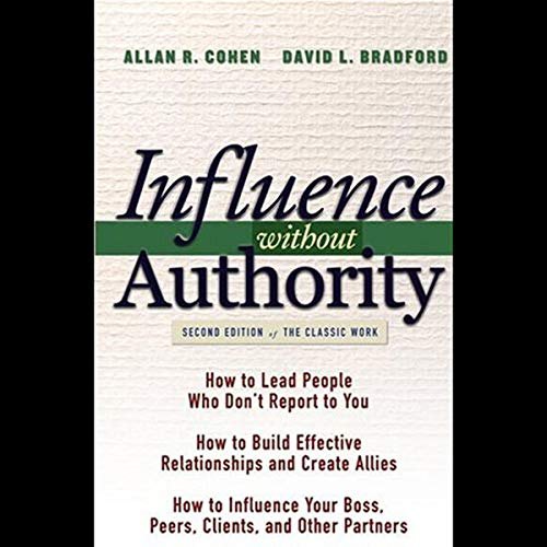 Influence Without Authority, 2nd Edition cover art