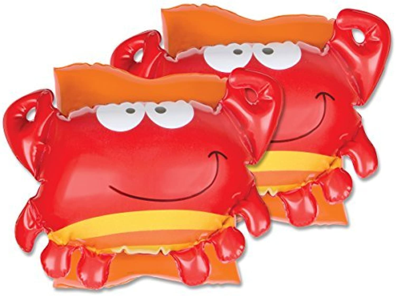 Stephen Joseph Fun Flyer Crab Water Toy by Stephen Joseph