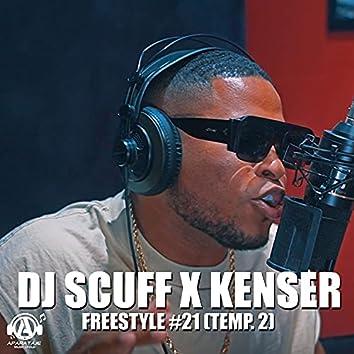 Freestyle #21 (temp. 2)
