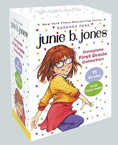 Junie B. Jones Complete First Grade...