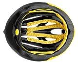 MAVIC - Plasma Fit Pro Pad, Color Amarillo, Talla 54/59cm