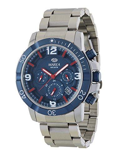 Reloj Marea Hombre B41207/2 Acero Multifunción