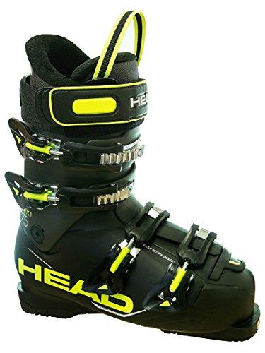 HEAD(ヘッド) メンズ スキーブーツ NEXT EDGE 75 16-17モデル ブラックXイエロー 25.0