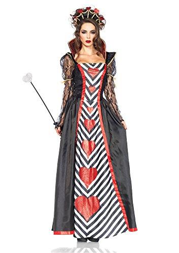 Leg Avenue 85.441 - meraviglie costume della regina, Formato Piccolo (EUR 36)