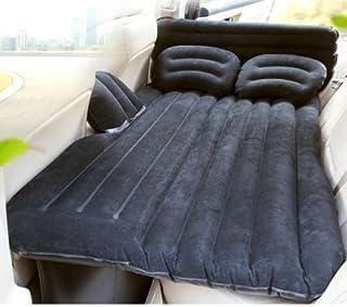 szfmmy® Auto coche cama de aire inflable colchón asiento trasero extendida dormir resto cama sofá