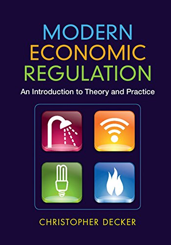 Image OfModern Economic Regulation: An Introduction To Theory And Practice