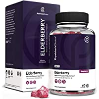 Physician's Choice Black Elderberry Extract Gummies 200 mg