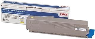 OKI44844509 - Oki Yellow Toner Cartridge