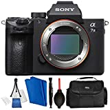 Sony Alpha a7 III Full Frame Mirrorless Digital Camera (Body Only) ILCE7M3/B - Bundle Kit