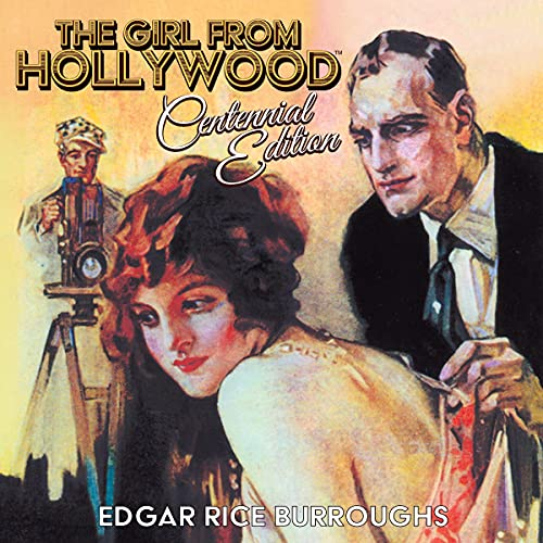 The Girl from Hollywood Audiobook By Edgar Rice Burroughs cover art