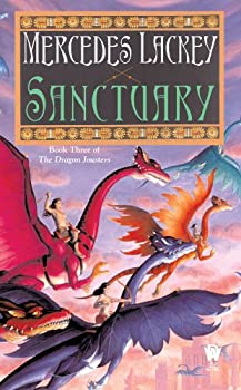 Sanctuary by Mercedes Lackey science fiction and fantasy book and audiobook reviews