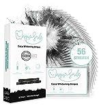 UniqueSmile White Stripes   Zahnaufhellung & Zahnbleaching   100% BIO (56 Stück)