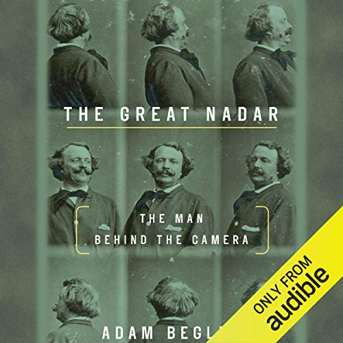 The Great Nadar audiobook cover art