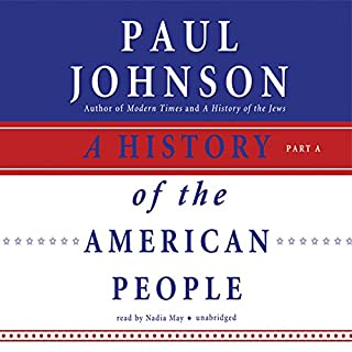 A History of the American People cover art