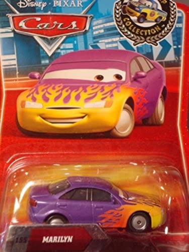 Disney   Pixar voitureS Exclusive 1 55 Scale Die Cast voiture Final Lap Series Marilyn Mattel 2010 by Disney