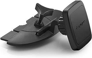 Spigen Kuel A230 CD Slot Car Phone Mount Premium Car Mount Magnetic Phone Holder Compatible with iPhone X/XS/XS Max/XR / 8/8 Plus Galaxy S9 / S9 Plus/Note 8 / Note 9 / S8 / S8 Plus
