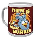 GB Eye, Angry Birds Magic Mug, Numero Vari