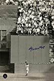 Willie Mays Autograph Replica Super Print - The Catch - Portrait - Unframed