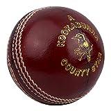 Kookaburra Unisex-Youth County Star, Bola de críquet de 5 onzas, Color...