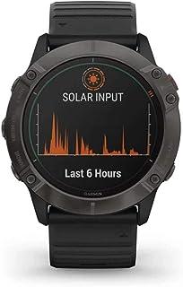 Garmin - Reloj GPS con Pulsómetro Fenix 6X Pro Solar Garmin
