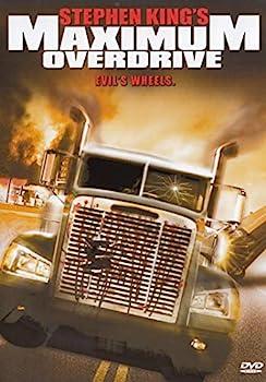DVD Maximum Overdrive Book