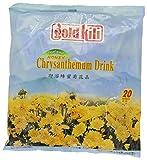 20 saquitos de oro instantáneo kili crisantemo miel beber té de hierbas chinas bolsita frío caliente