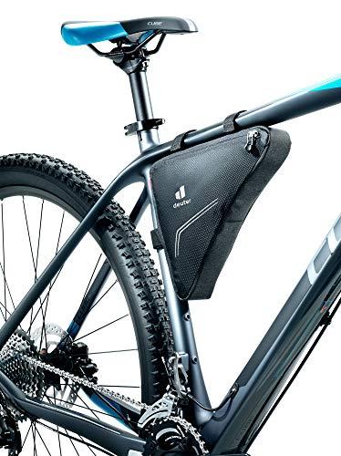 DEUTER Triangle Bag Bolsa para Bicicleta, Unisex Adulto, Negro, 1,7 L