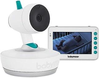 Babymoov YOO Moov Video Monitor de Bebé Motorizado