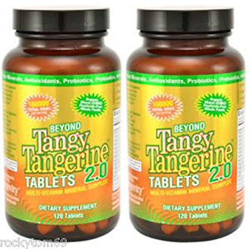 Btt 2.0 Tablets - 120 Tablets - Twin Pack